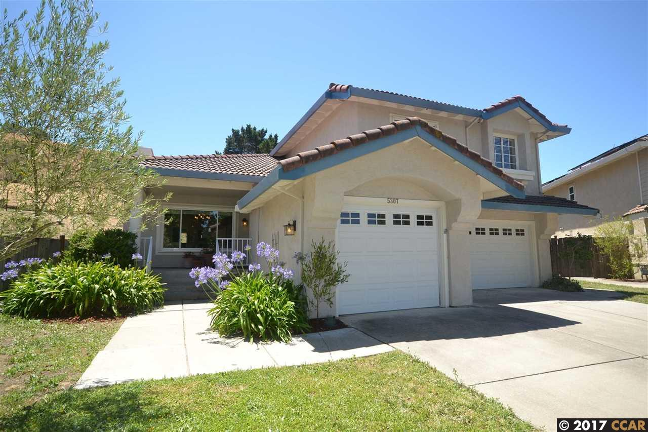 5307 SADDLEBACK CT, RICHMOND, CA 94803