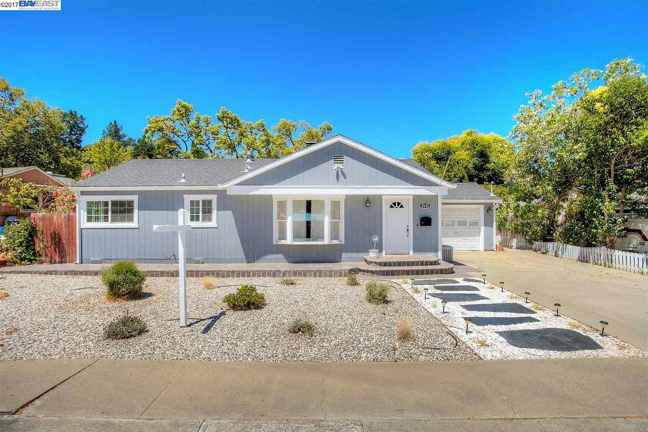 Single Family Home for Sale at 3142 Pine Street 3142 Pine Street Martinez, California 94553 United States