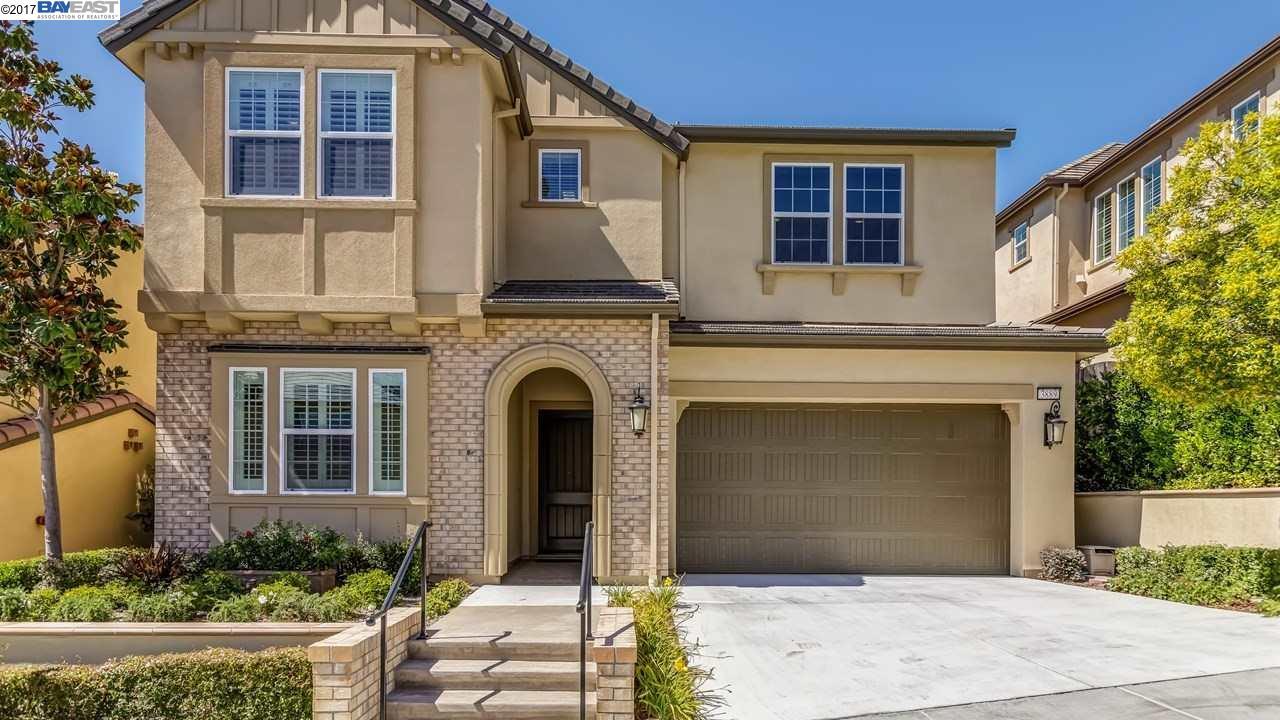Частный односемейный дом для того Продажа на 3889 Highpointe Court Dublin, Калифорния 94568 Соединенные Штаты