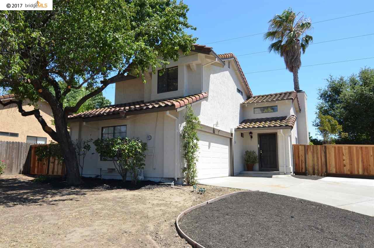 Single Family Home for Sale at 2231 Viera Avenue Antioch, California 94509 United States