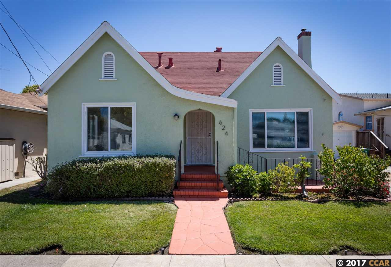624 29TH STREET, RICHMOND, CA 94804