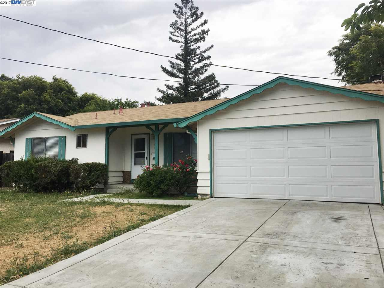 Single Family Home for Sale at 7531 Burnham Way Dublin, California 94568 United States