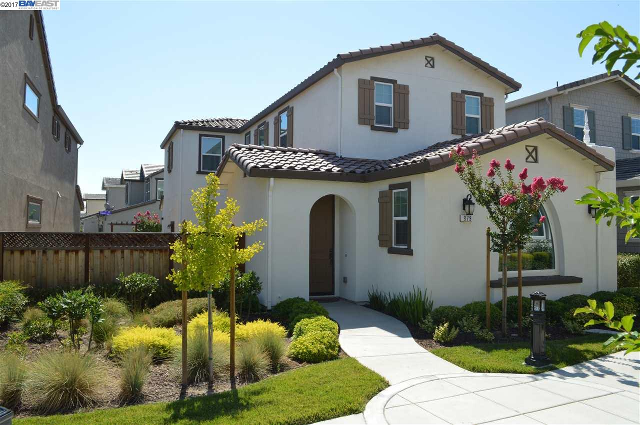 Single Family Home for Sale at 979 S Fowler Lane Mountain House, California 95391 United States