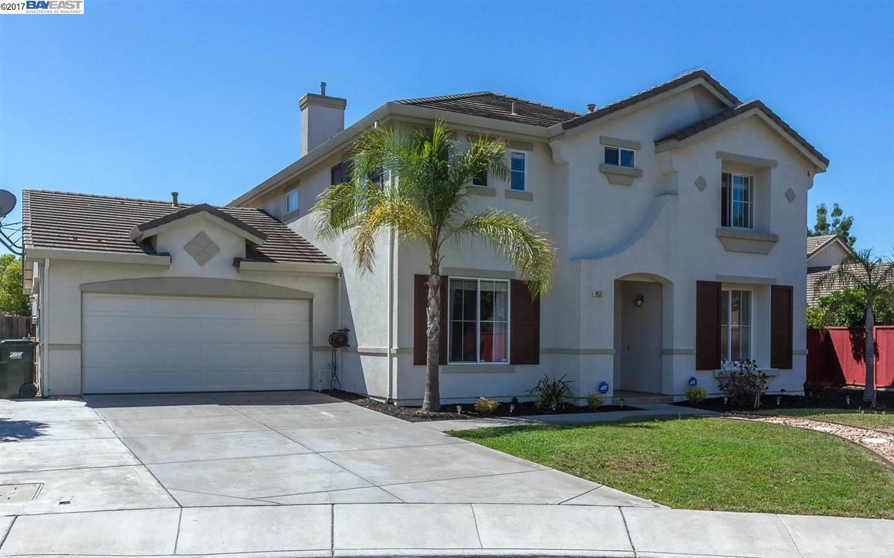 Single Family Home for Sale at 4511 Triple Crown Court Antioch, California 94531 United States