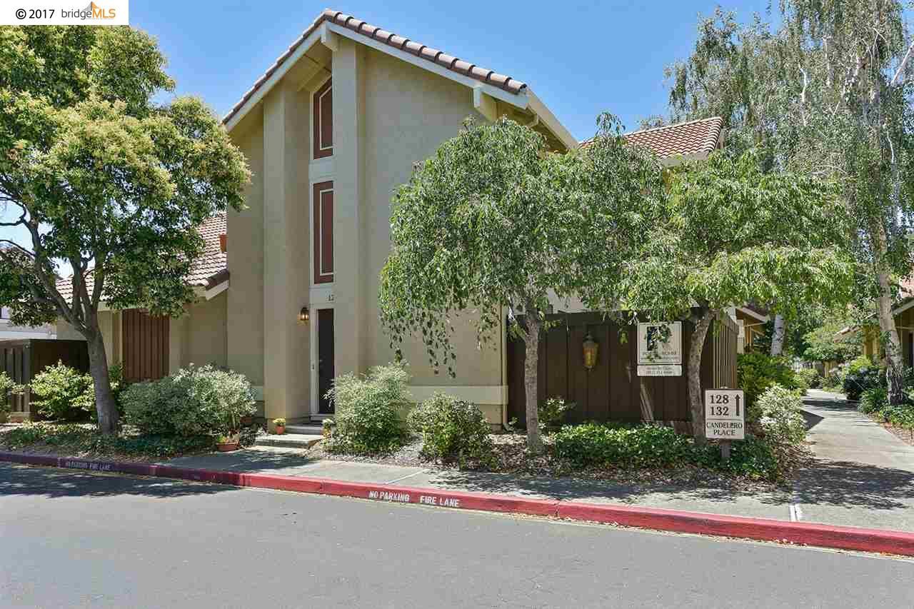 タウンハウス のために 売買 アット 124 Candelero Place Walnut Creek, カリフォルニア 94598 アメリカ合衆国