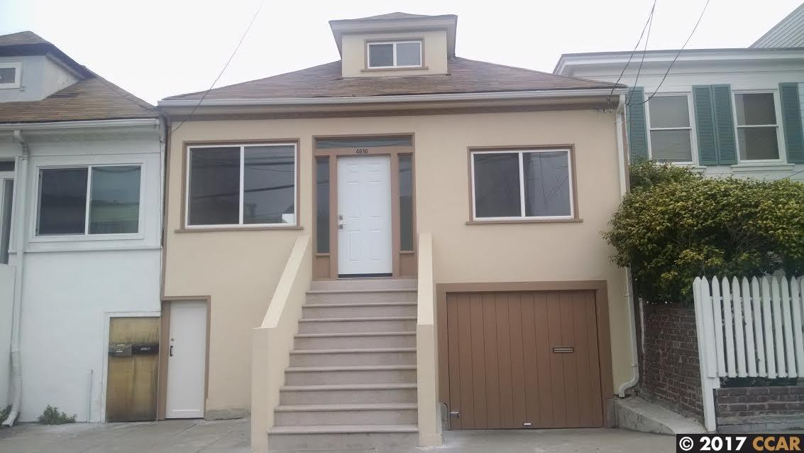 4616 Irving St, SAN FRANCISCO, CA 94122
