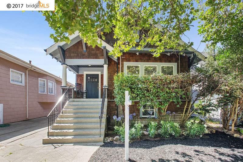 5521 Kales Ave, OAKLAND, CA 94618