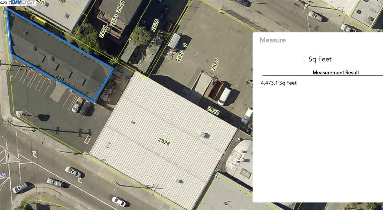 Commercial for Sale at 2828 Ford Street Oakland, California 94601 United States