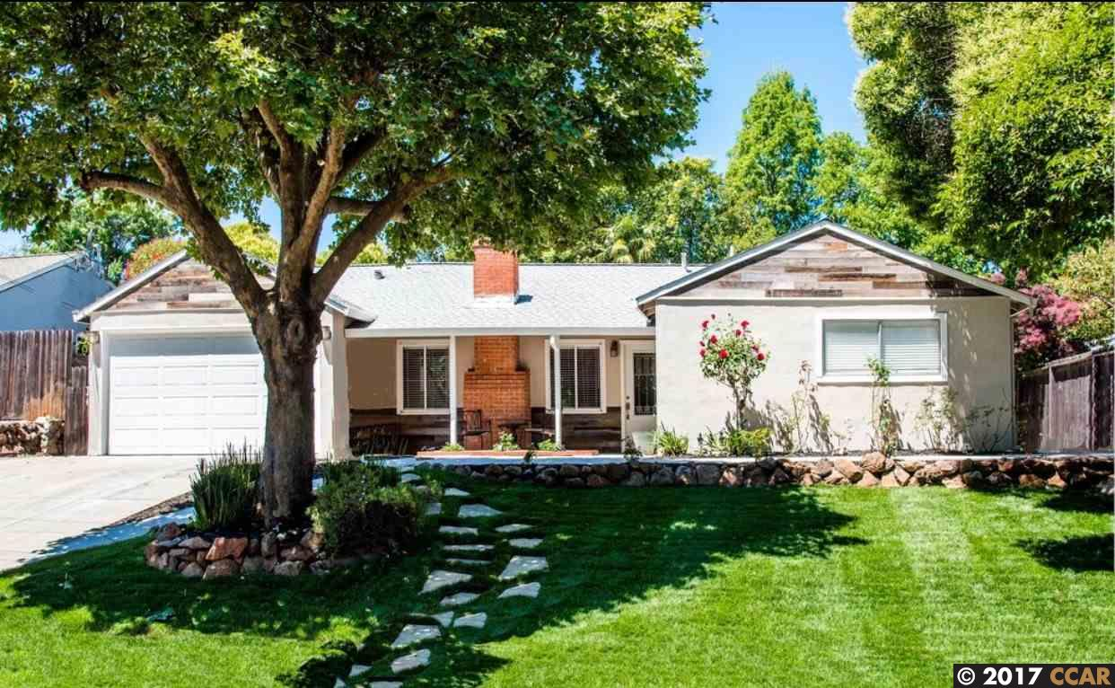 Single Family Home for Sale at 418 MINTON COURT Pleasant Hill, California 94523 United States