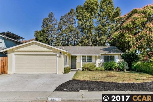 3361 Benton St, CONCORD, CA 94519