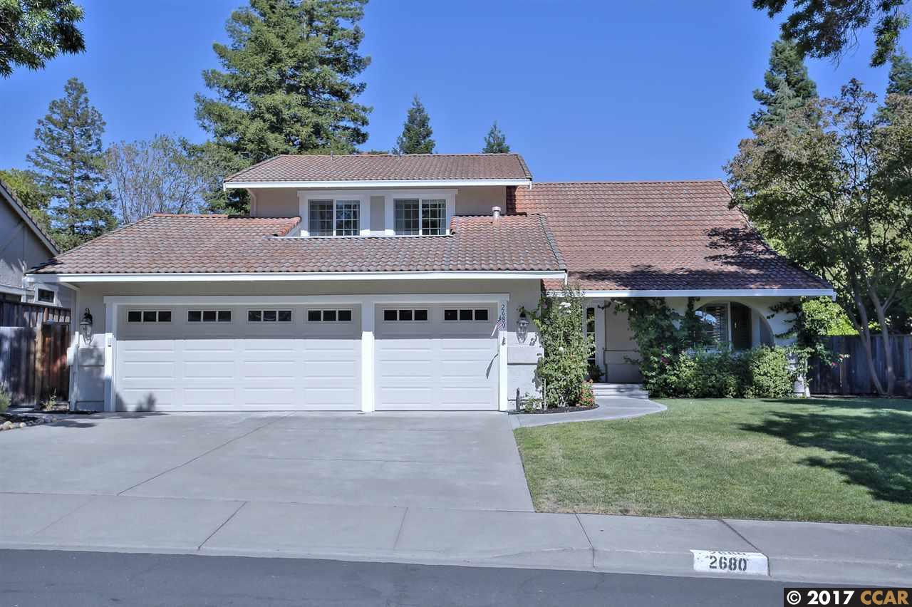 2680 Velvet Way, WALNUT CREEK, CA 94596
