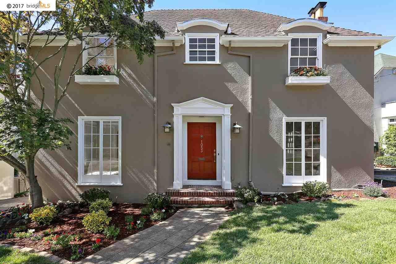 1053 Ardmore Ave., OAKLAND, CA 94610