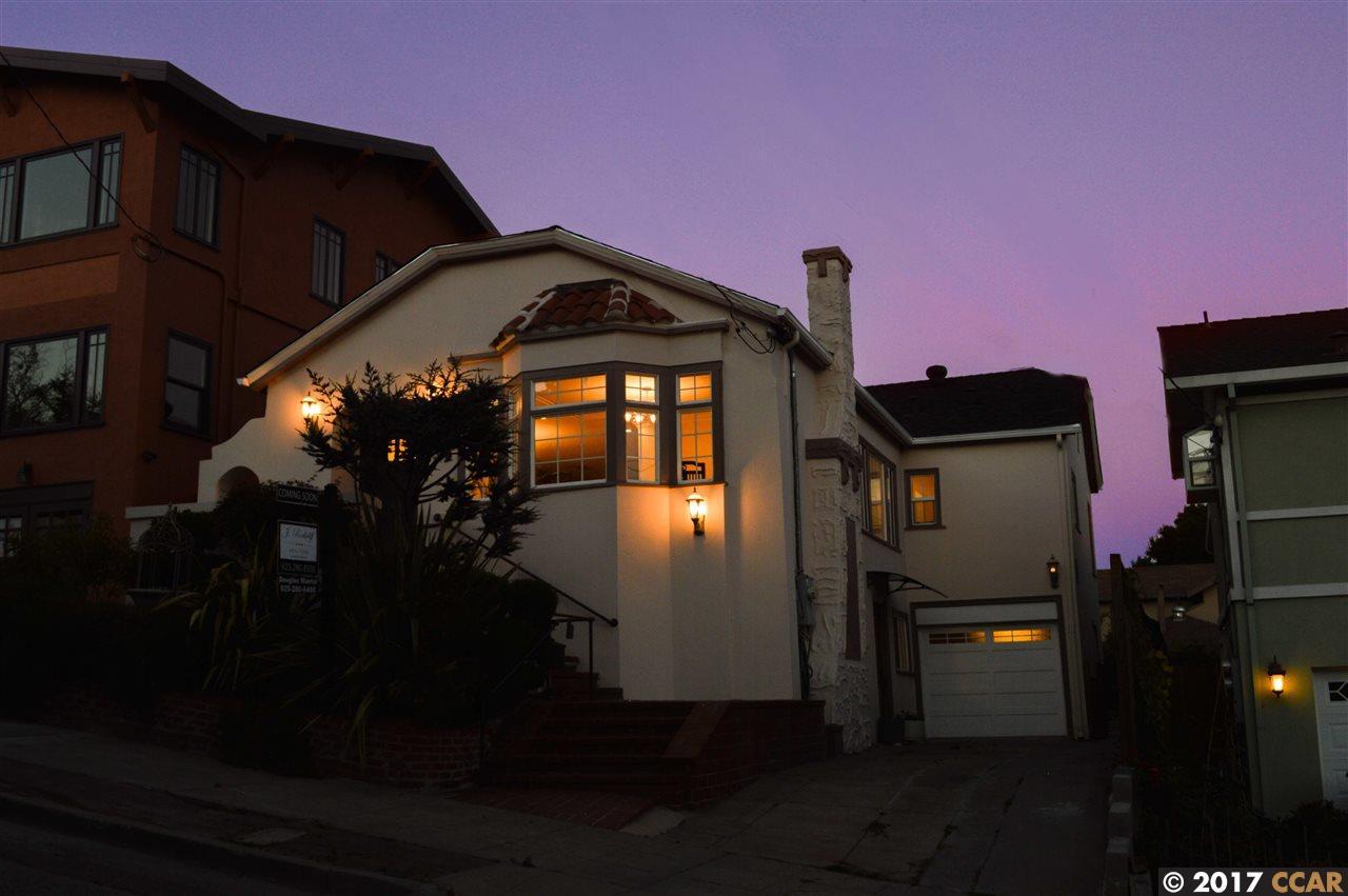 520 Montclair Ave, OAKLAND, CA 94606