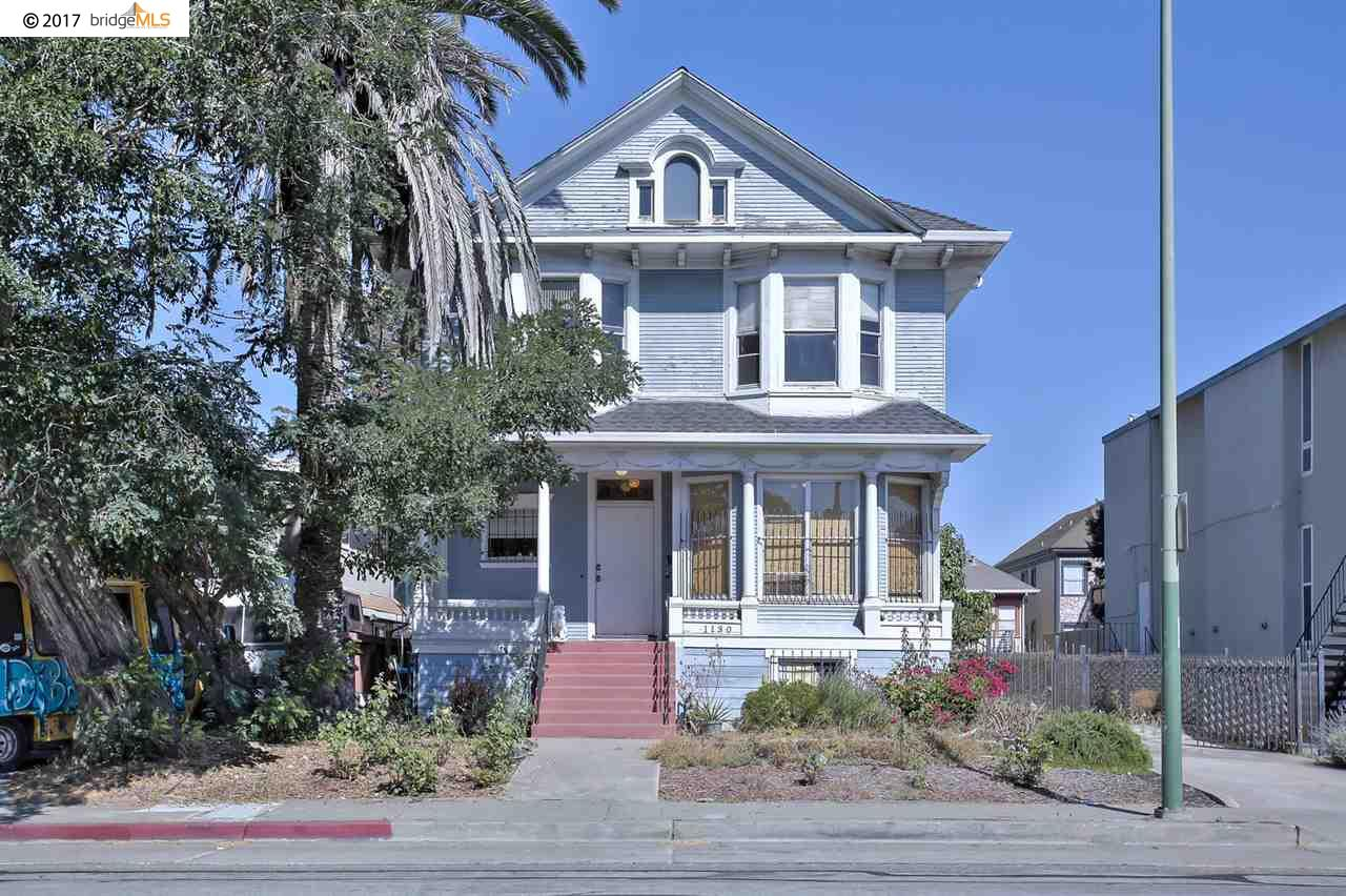 Multi-Family Home for Sale at 1130 Adeline Street Oakland, California 94607 United States