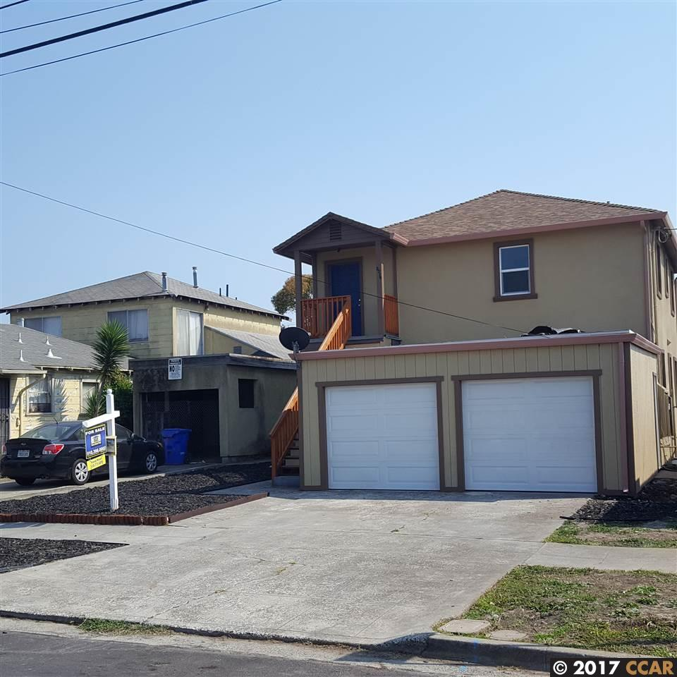 Casa Multifamiliar por un Venta en 3716 Waller Avenue Richmond, California 94804 Estados Unidos