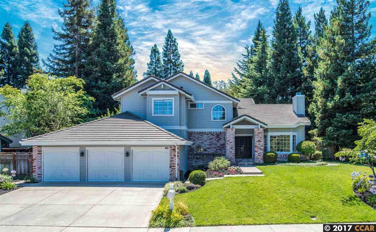 90 Heartland Street, DANVILLE, CA 94506