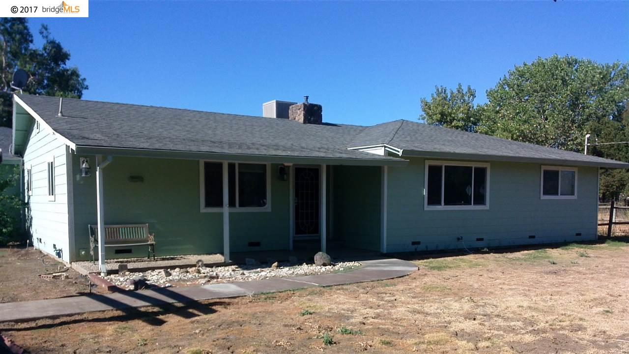 Single Family Home for Sale at 26962 Marsh Creek Road 26962 Marsh Creek Road Brentwood, California 94513 United States