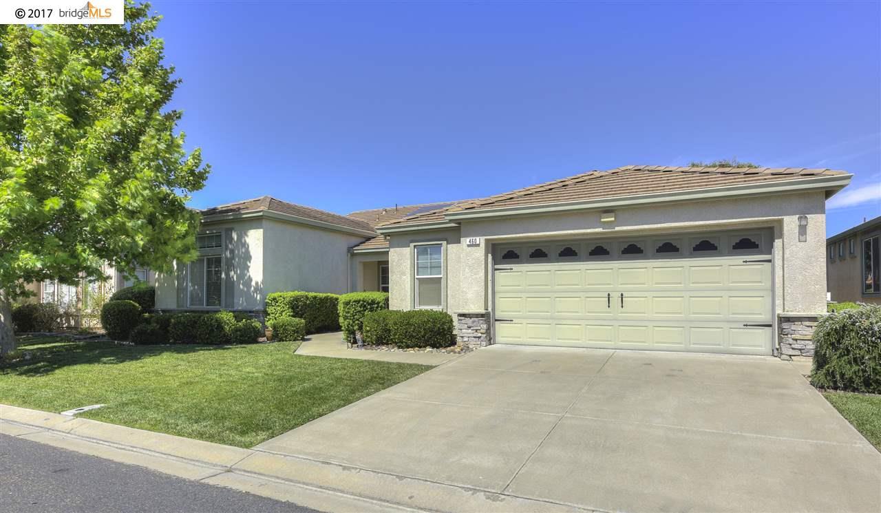 獨棟家庭住宅 為 出售 在 460 Edgewood Drive Rio Vista, 加利福尼亞州 94571 美國