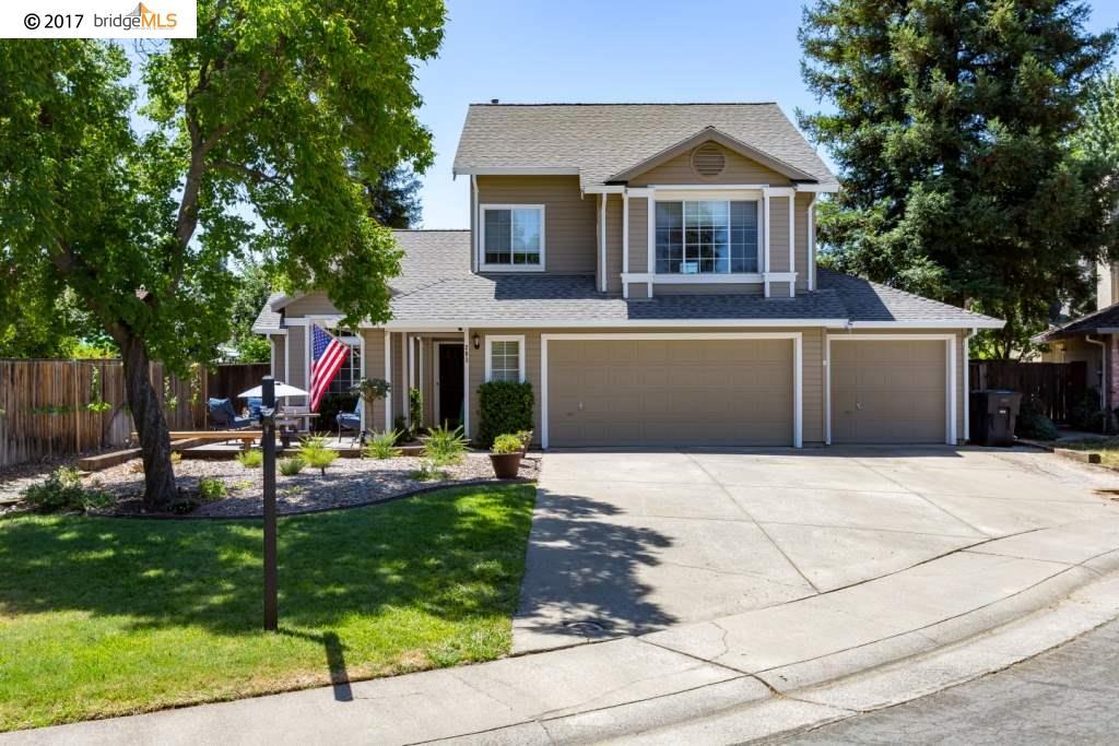 Maison unifamiliale pour l Vente à 203 Myrtle Court Roseville, Californie 95747 États-Unis