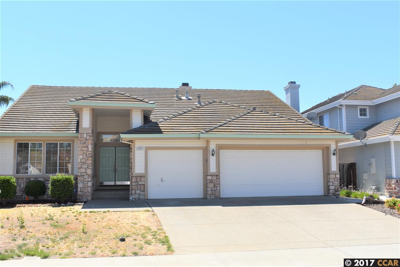 2943 Canyon View Court, ANTIOCH, CA 94531