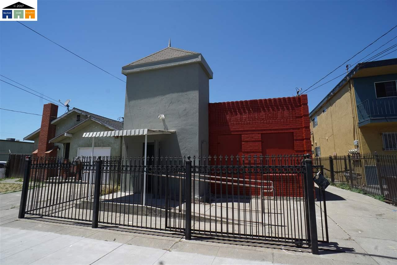 Additional photo for property listing at 1103 Seminary Avenue 1103 Seminary Avenue Oakland, California 94621 Estados Unidos