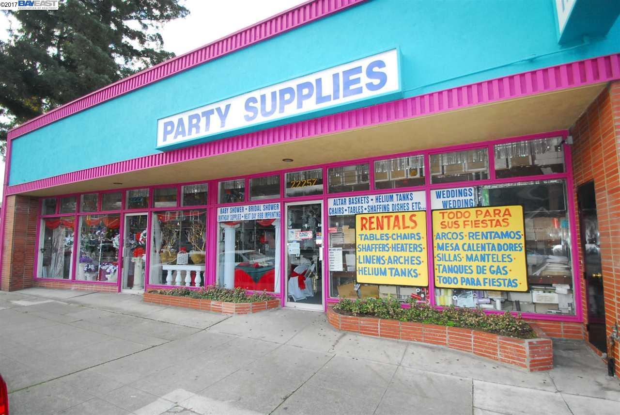 Commercial pour l Vente à 22257 Mission Blvd 22257 Mission Blvd Hayward, Californie 94541 États-Unis