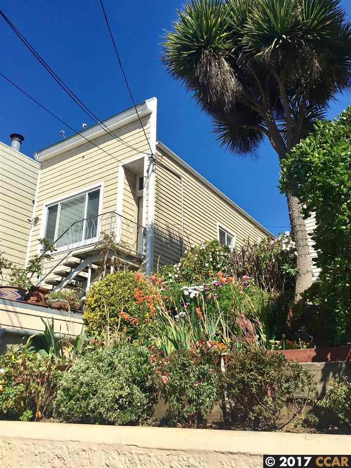 Single Family Home for Sale at 532 Arlington Street San Francisco, California 94131 United States