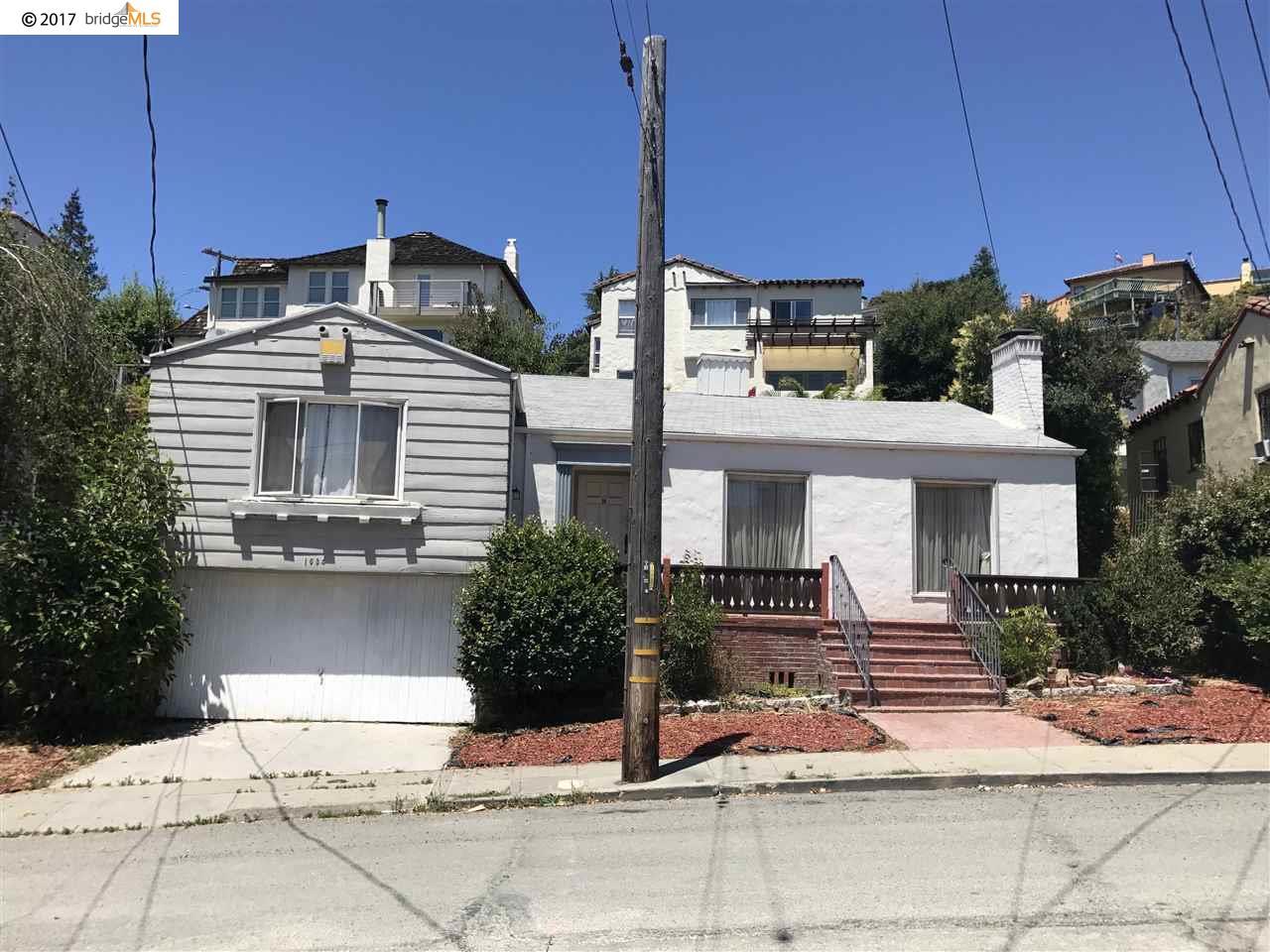 1634 Leimert Blvd, OAKLAND, CA 94602