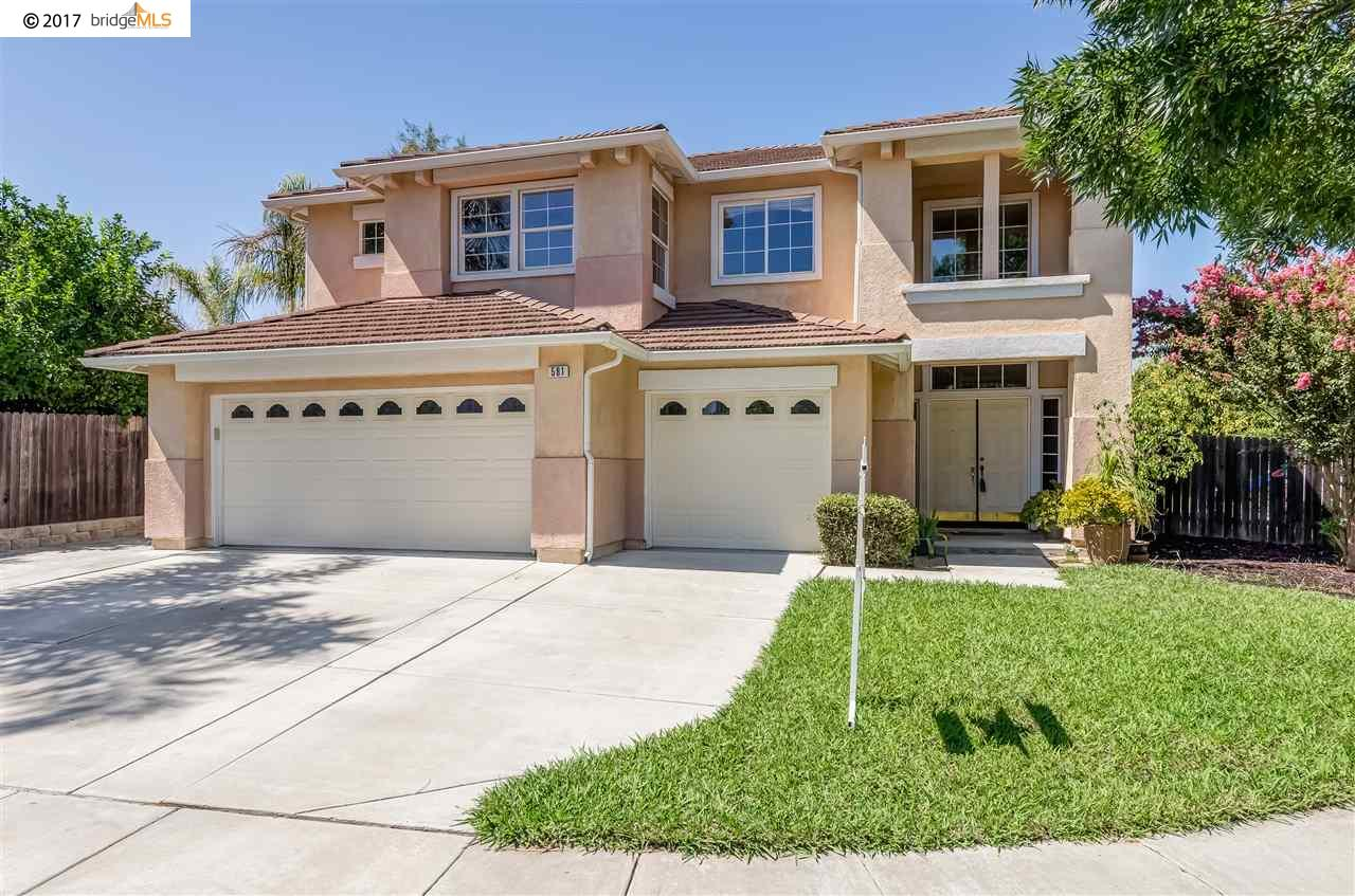 581 SUNGOLD CT., BRENTWOOD, CA 94513