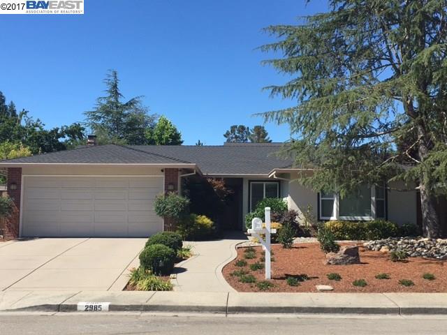 2985 Marlboro Way, SAN RAMON, CA 94583