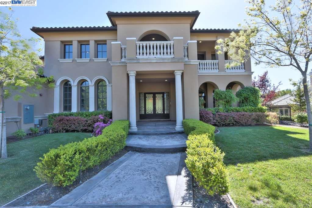 Single Family Home for Sale at 3757 Selvante Street Pleasanton, California 94566 United States