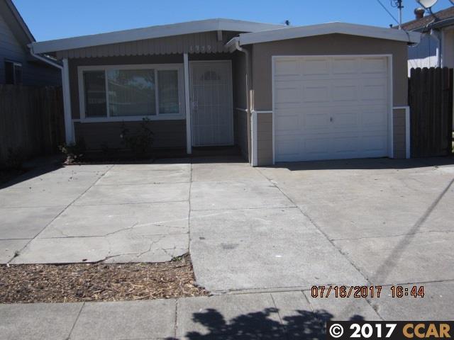 واحد منزل الأسرة للـ Sale في 1959 18Th Street 1959 18Th Street San Pablo, California 94806 United States