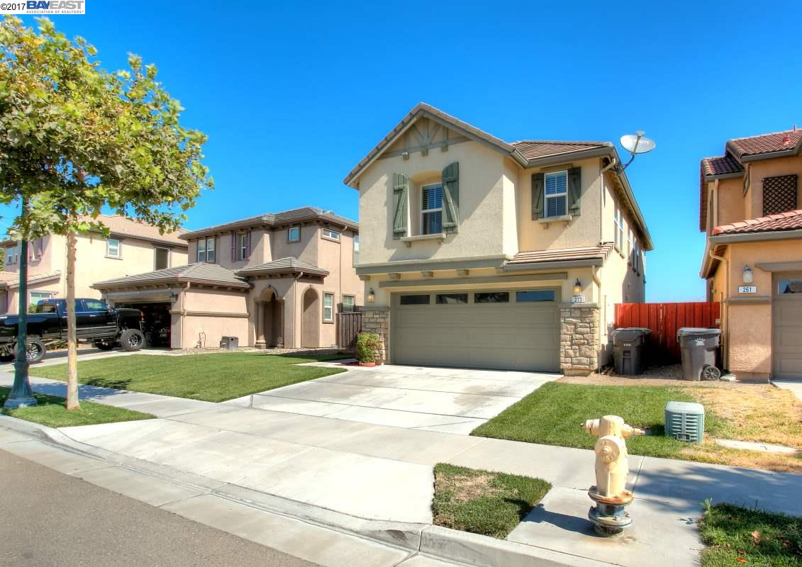 Casa Unifamiliar por un Venta en 273 Emory Oak Place Lathrop, California 95530 Estados Unidos