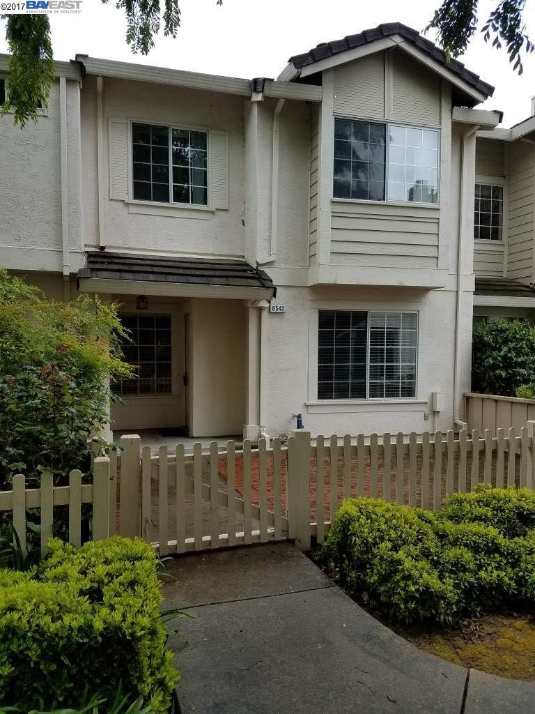 Townhouse for Rent at 6540 Nottingham Place Dublin, California 94568 United States