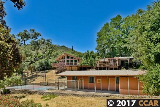 Single Family Home for Sale at 2626 Mount Diablo Scenic Blvd Diablo, California 94528 United States