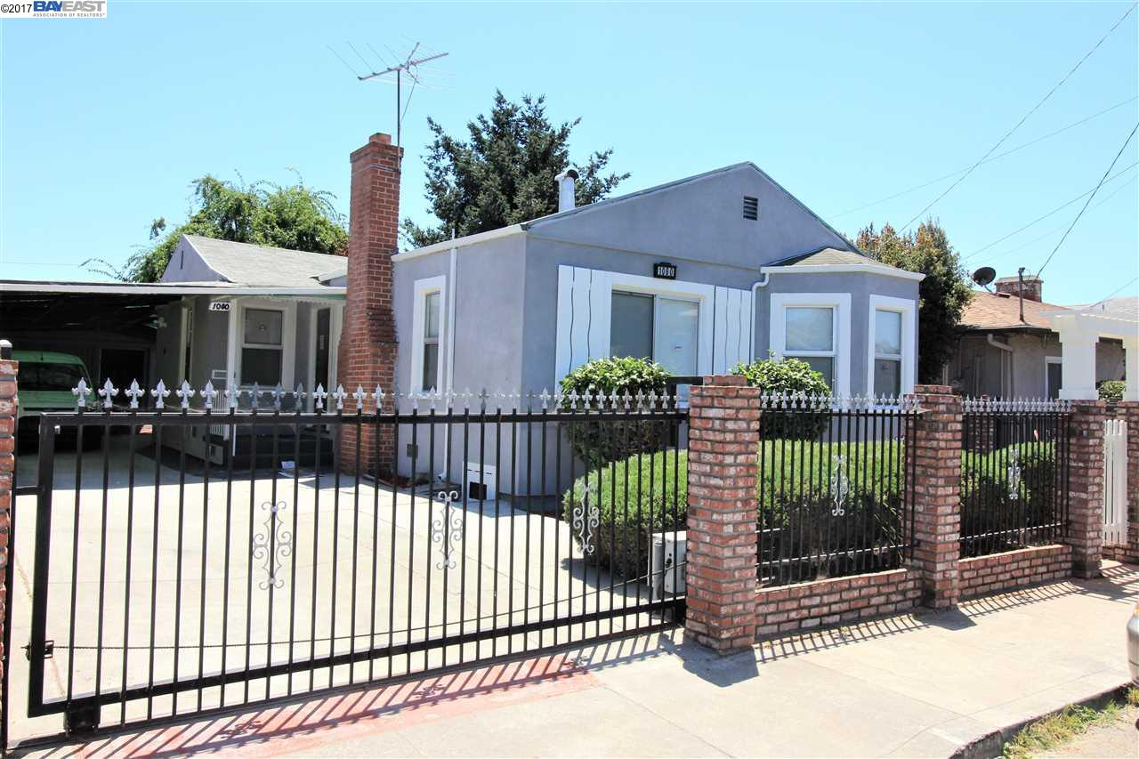 Additional photo for property listing at 1080 106Th Avenue  Oakland, California 94603 United States