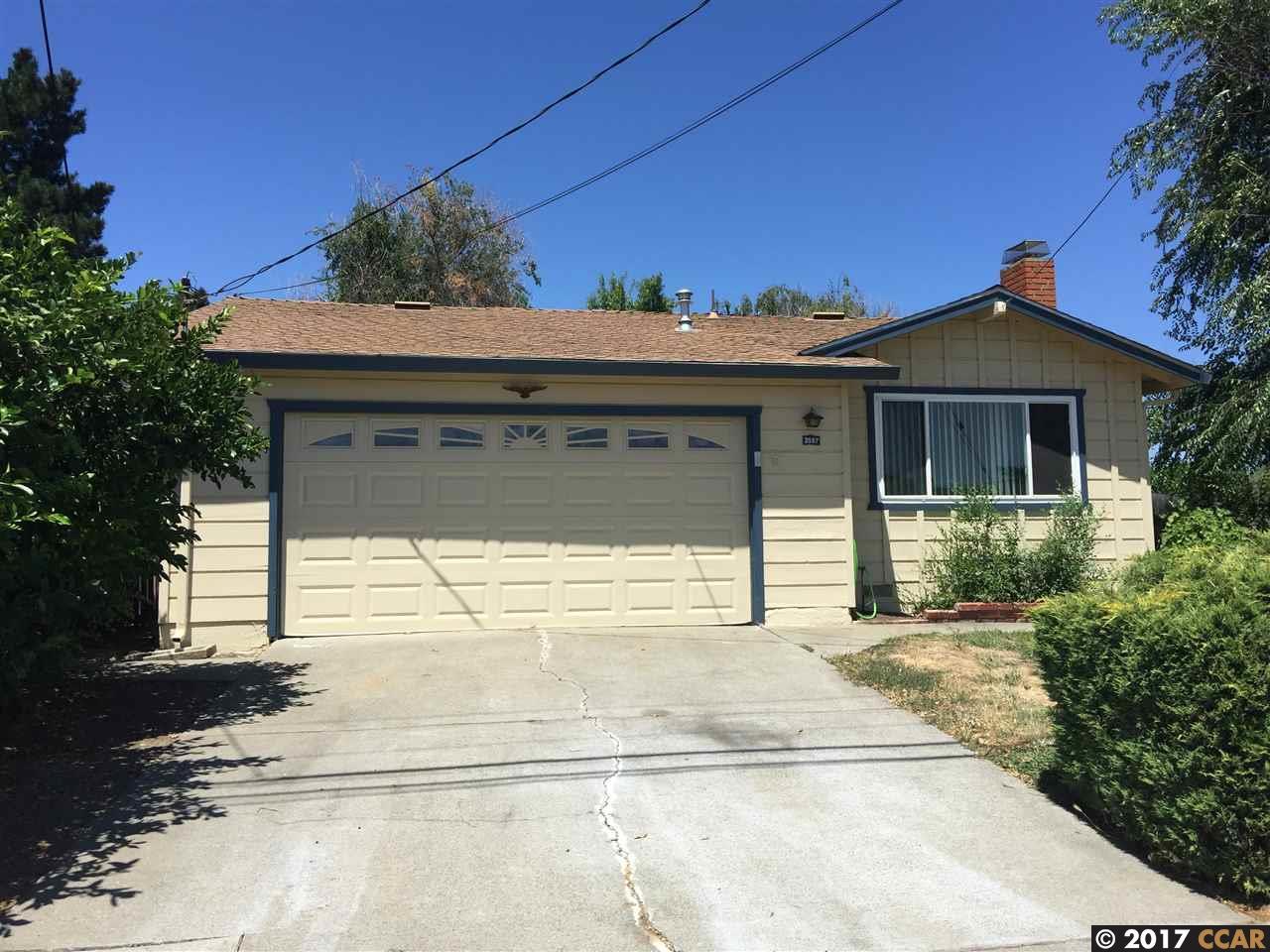3597 SKYLARK DRIVE, CONCORD, CA 94520