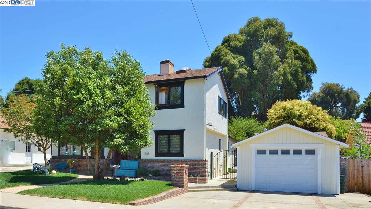 18834 Parsons Ave, CASTRO VALLEY, CA 94546