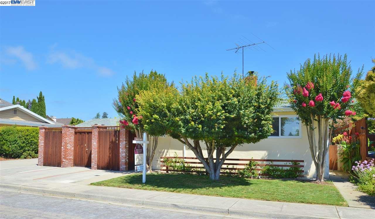 3744 La Costa Ave, CASTRO VALLEY, CA 94546