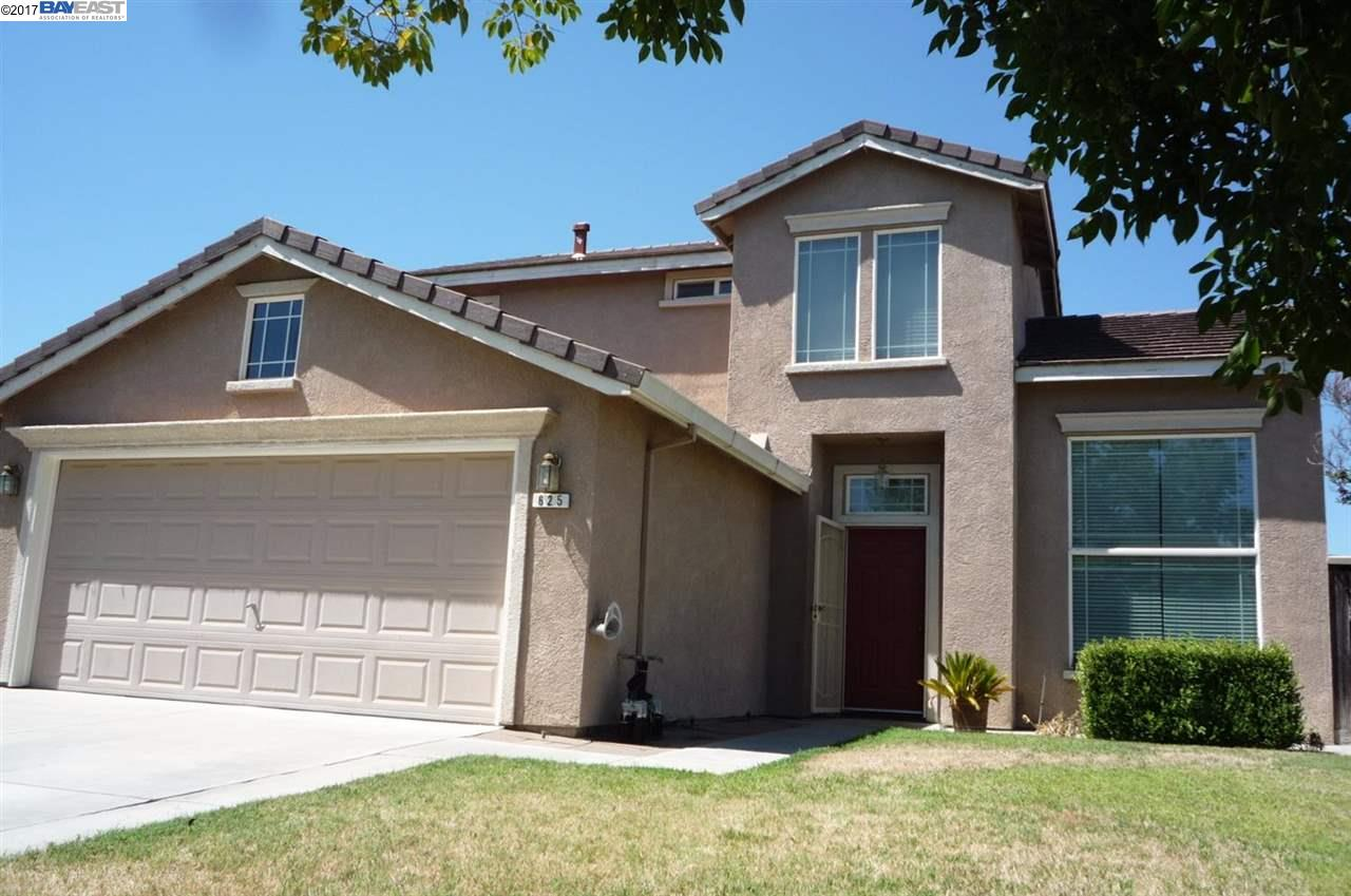 Single Family Home for Sale at 625 Helen Drive Turlock, California 95382 United States