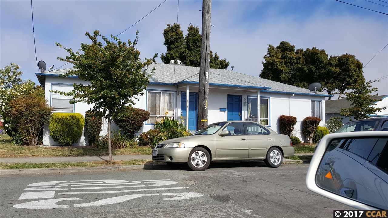 Casa Multifamiliar por un Venta en 868 30Th Street 868 30Th Street Richmond, California 94804 Estados Unidos