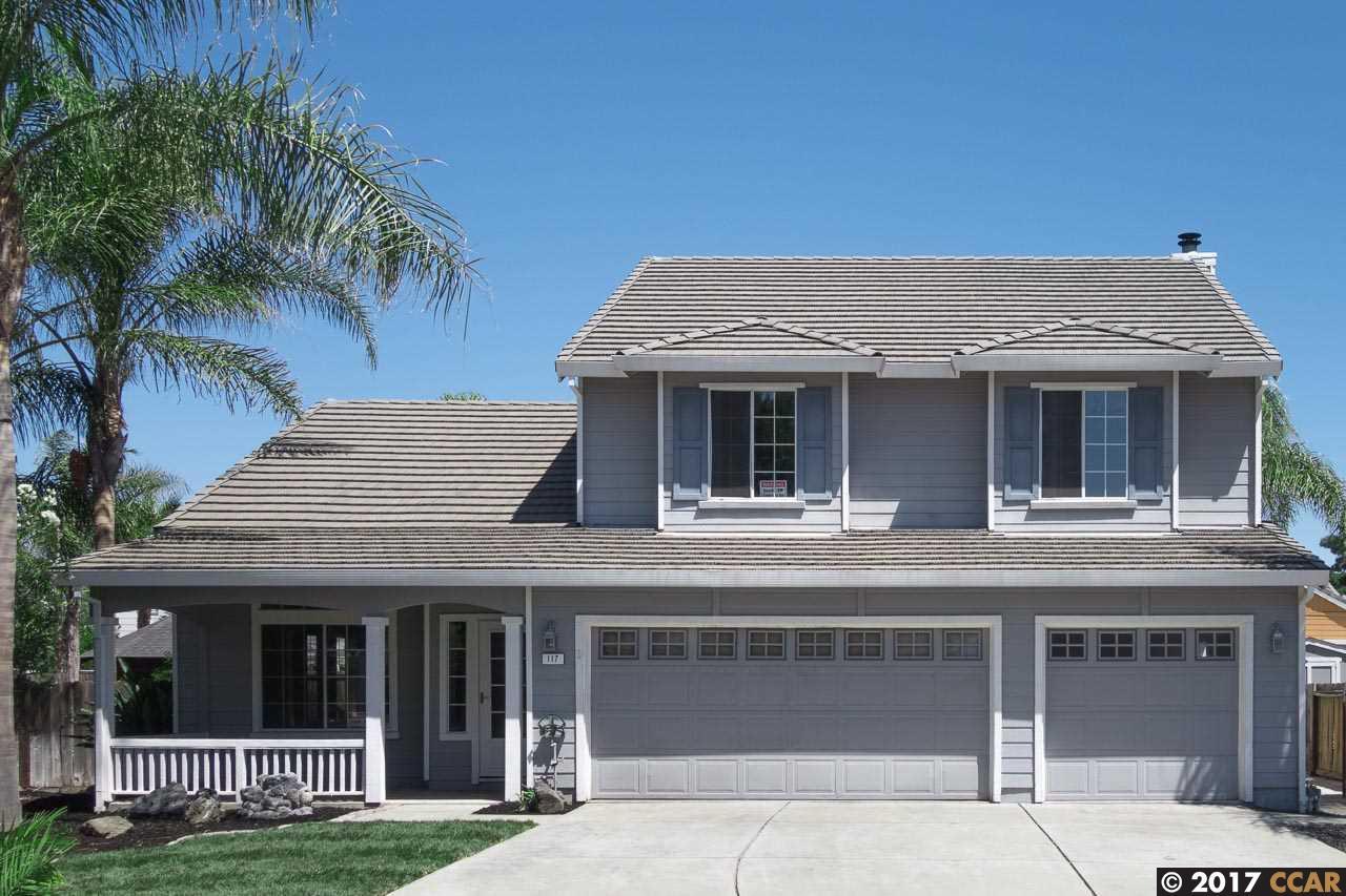 117 Danica Ct, BRENTWOOD, CA 94513