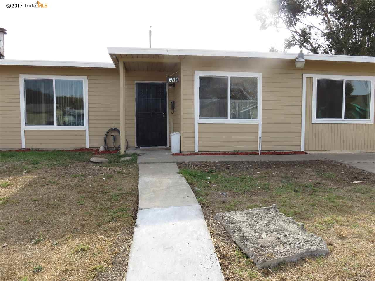 716 HARRISON DR, RICHMOND, CA 94806