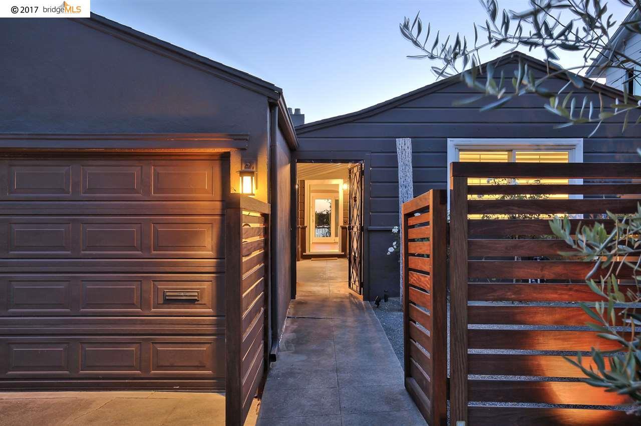 獨棟家庭住宅 為 出售 在 290 Colgate Avenue Kensington, 加利福尼亞州 94708 美國