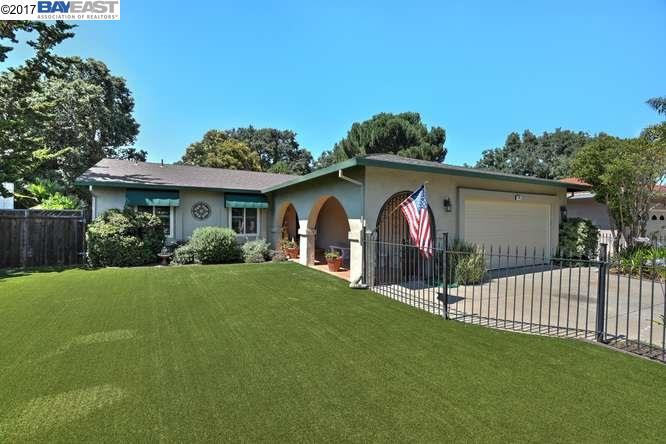 Single Family Home for Sale at 40 Tareyton Court San Ramon, California 94583 United States