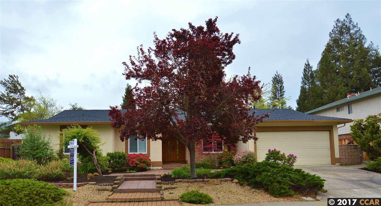 Maison unifamiliale pour l à louer à 2614 Menorca San Ramon, Californie 94583 États-Unis