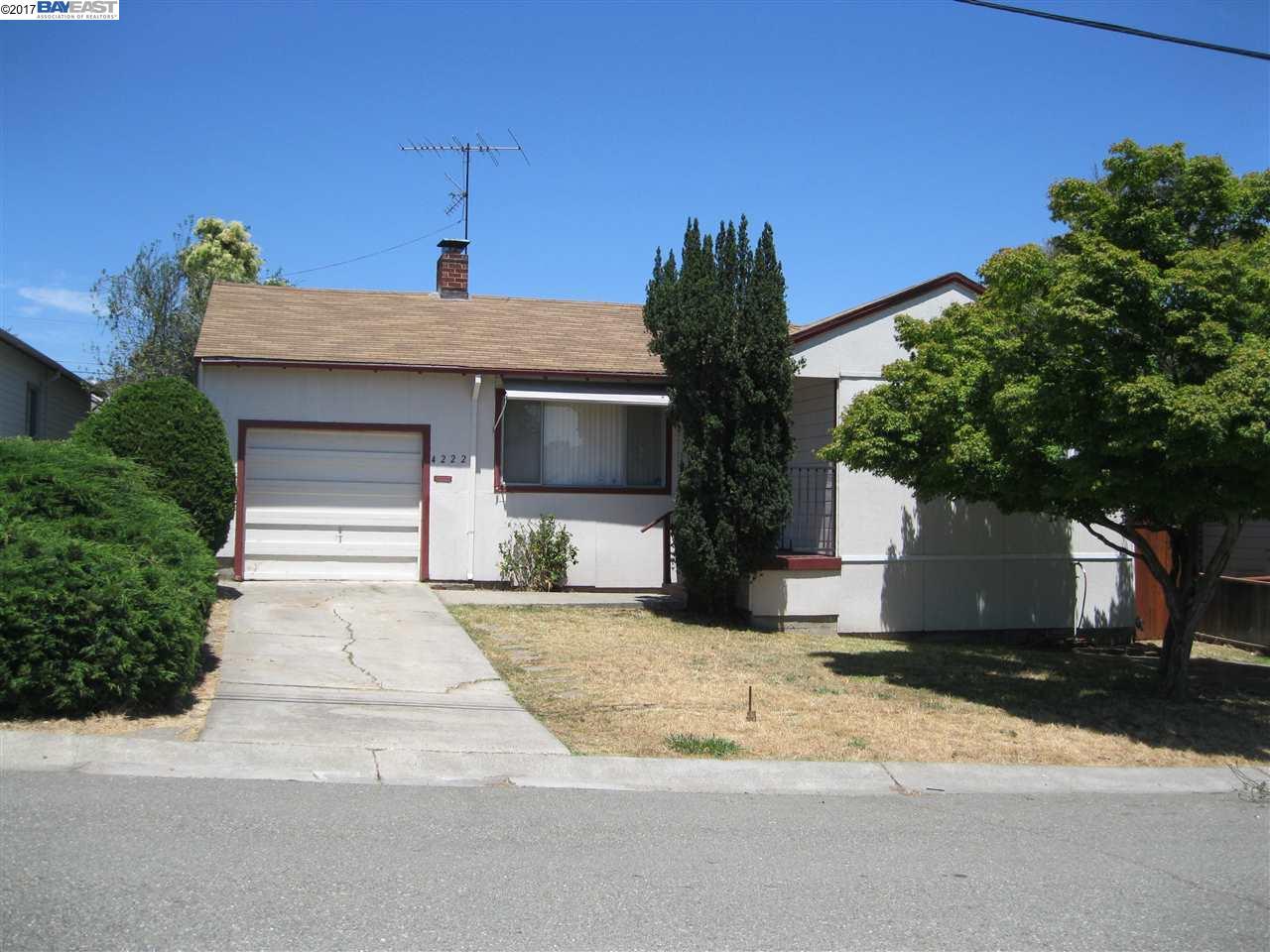 4222 Gem Ave, CASTRO VALLEY, CA 94546