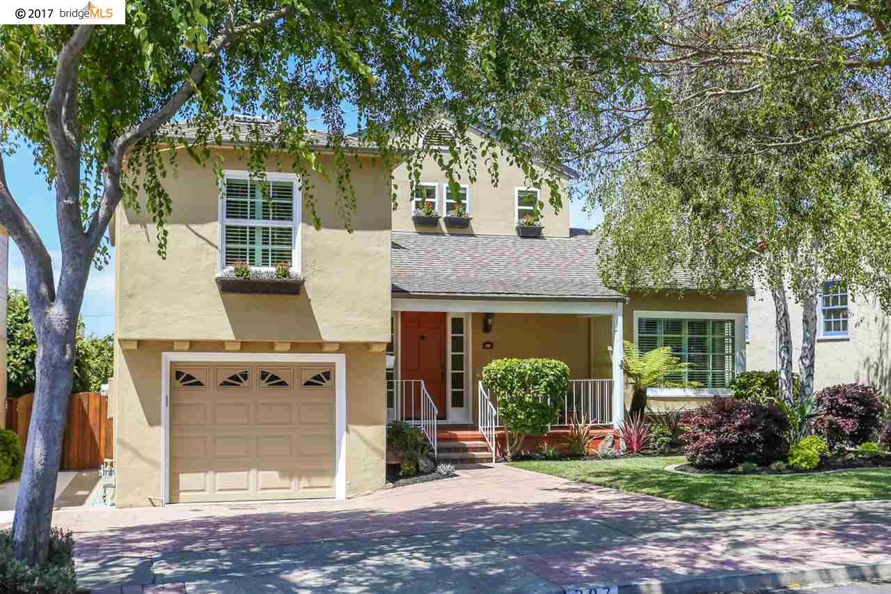 Single Family Home for Sale at 207 San Carlos Avenue El Cerrito, California 94530 United States