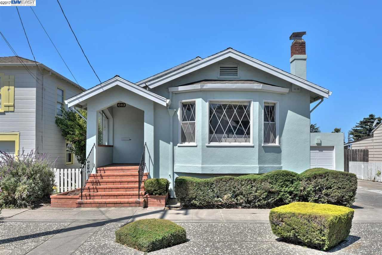 1083 MCLAUGHLIN ST., RICHMOND, CA 94805