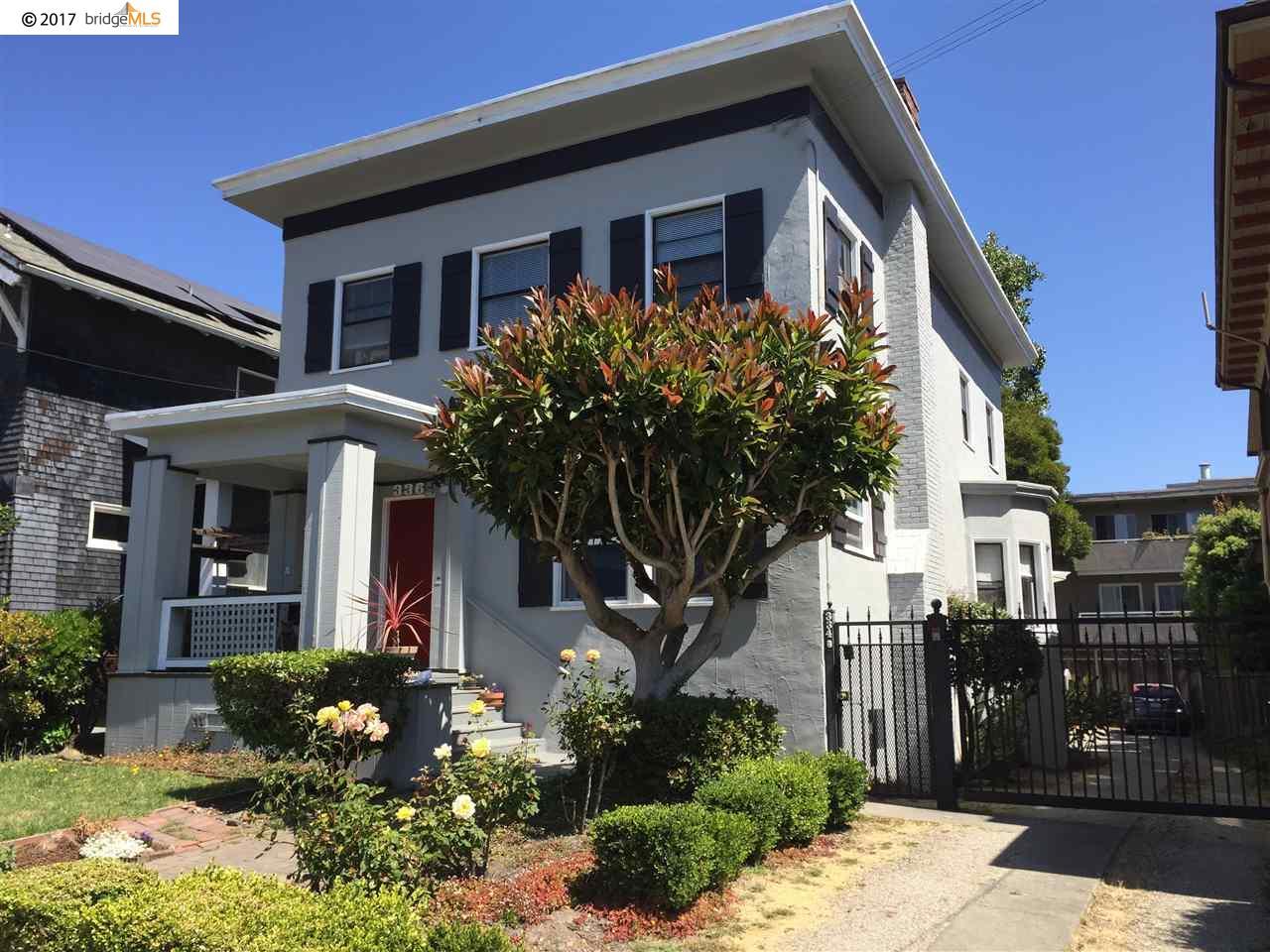 338 Warwick Ave, OAKLAND, CA 94610
